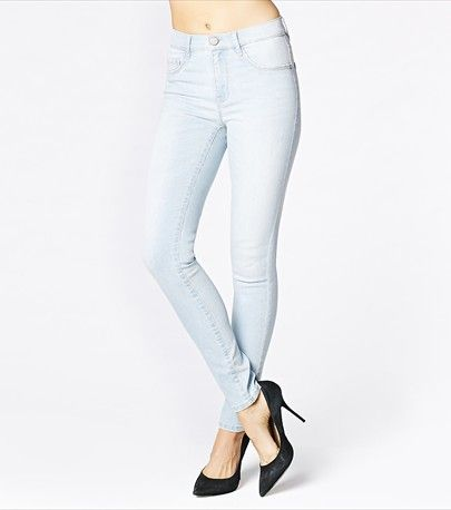 We're addicted to these blue heaven high waisted jeggings! ❈