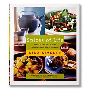 The Best Healthy Cookbooks | 1. Spices of Life | CookingLight.com
