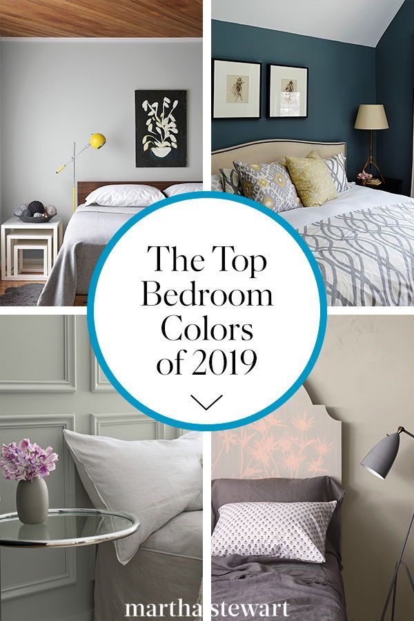The Bedroom Colors You Ll See Everywhere In 2019 Relaxing