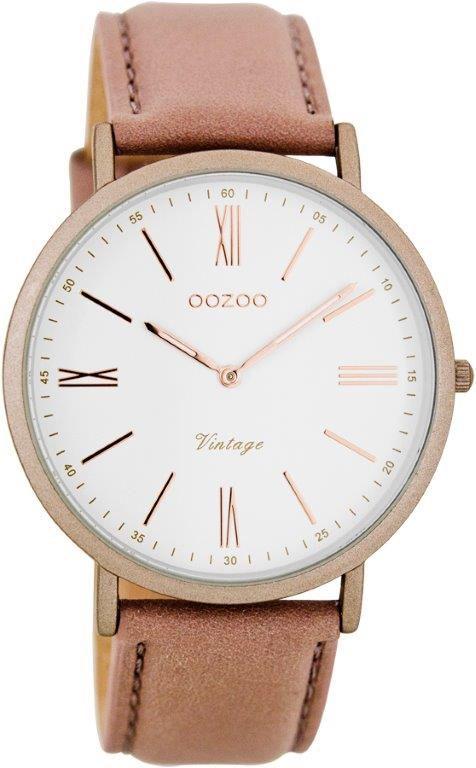 C7709 Oozoo timepieces pinkgrey/white €49,95 @Chulo dames/herenfashion http://www.miinto.nl/shops/b-1193-chulo-dames-herenfashion/sort=created+desc