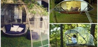 Une collection des plus belles conceptions de tente!