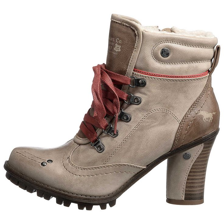 MUSTANG Stiefeletten #mustang #winter #padded #shoes #boots