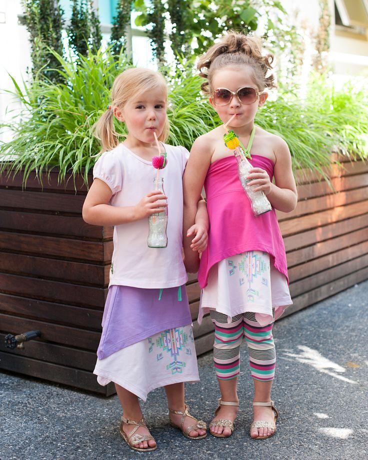 Girls Poolside Skirt