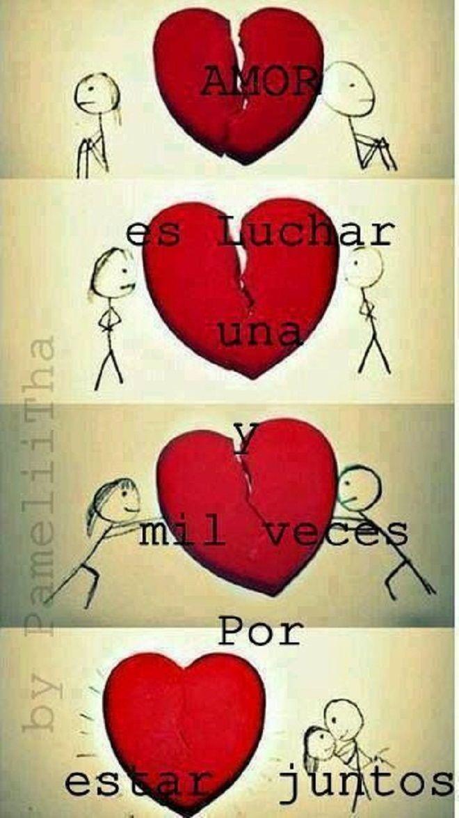 El amor es la mejor lucha de la vida By: Héctor Alberto