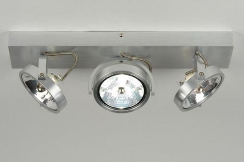 Moderne design spots plafondlamp is gemaakt van vol aluminium . Spots voor woonkamer keuken hal slaapkamer , kantoor of bedrijf . Shop nu via deze Link bij Webwinkel : www.rietveldlicht.nl