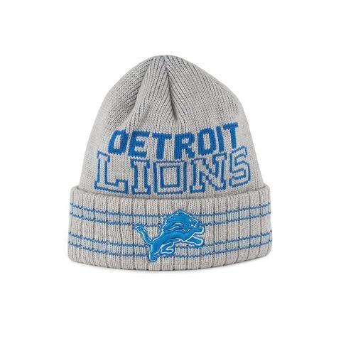 NFL Detroit Lions Crisp N Cozy Cuffed Knit Hat