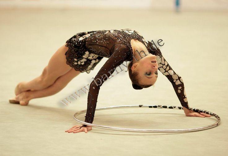 Ganna Rizatdinova (Ukraine)