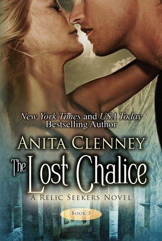 Sportochick's Musings: REVIEW: The Lost Chalice by Anita Clenney
