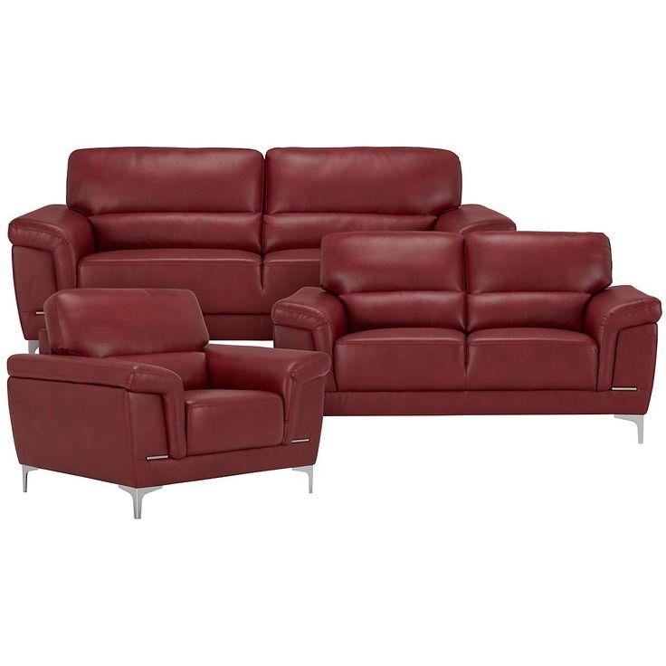 elegant leather living room sets