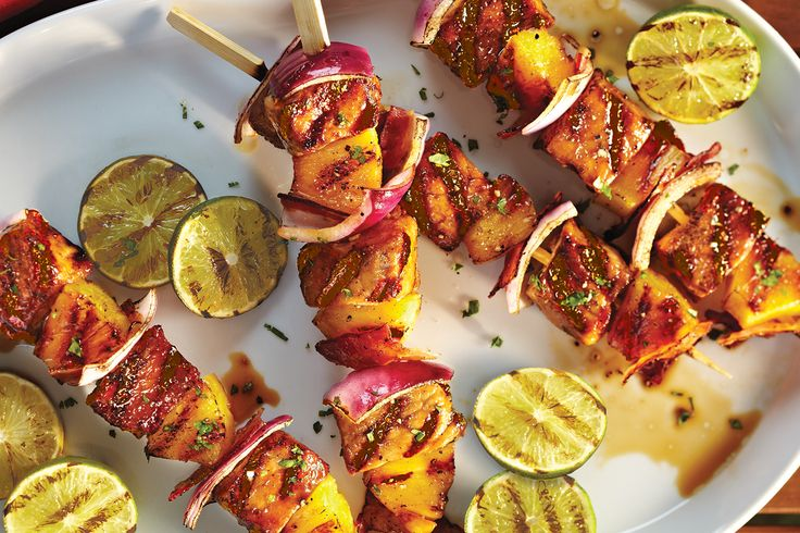 Brochettes de porc et d'ananas | Sobeys Inc.