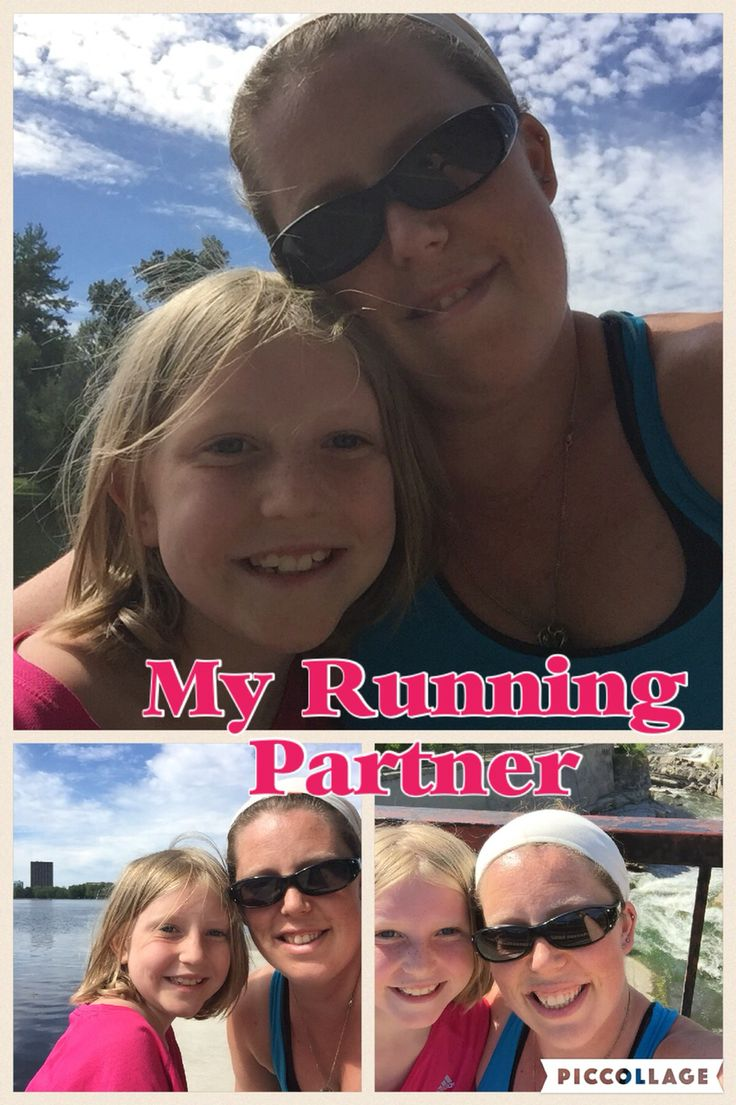 Running partner today! 5.6km in an hour... Great job us! Got dropped off at Dows Lake and if we wanted to be on time for dinner... We had to get going! #1/2MarathonTraining #KidsMarathonTraining
