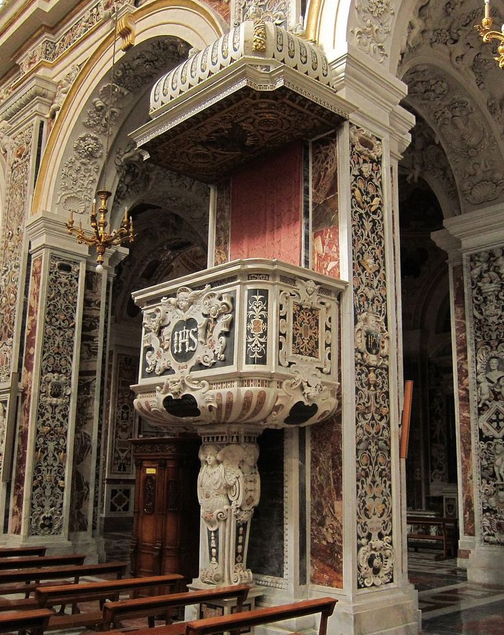 1000 images about baroque architecture on pinterest for Baroque style church