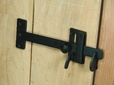 237 Best Gate Lock And Latch Design Images On Pinterest