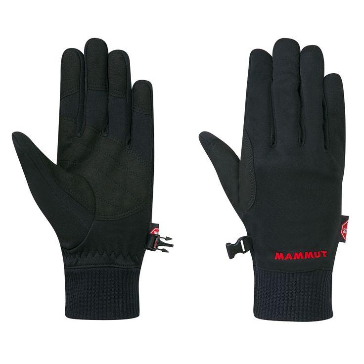 Astro Glove, Rukavice Mammut   Hudy.cz