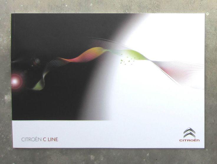 CITROEN C LINE 2015 - Auto Owners Sales Brochure Booklet C4 PICASSO SEDAN ESTATE