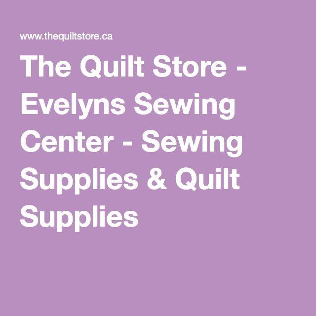 The Quilt Store. Quilting fabrics. Online Canada store. | Canadian ... : quilt shops ontario - Adamdwight.com