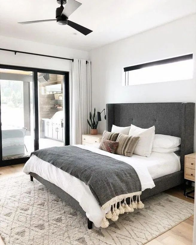Simple elegant master bedroom decor ideas 4 - www ...