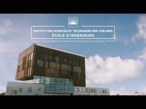 ISTY - Ecole d'Ingénieurs - Université de Versailles Saint-Quentin-en-Yvelines - A la une