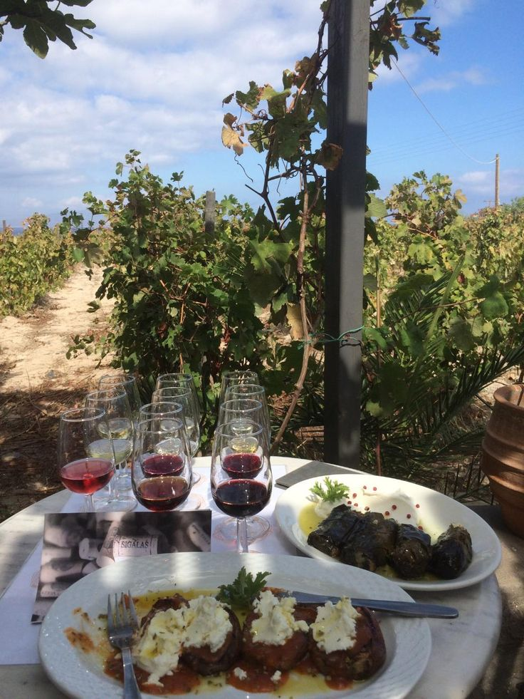 Sigalas Winery (Oia, Greece): Address, Phone Number, Attraction Reviews - TripAdvisor