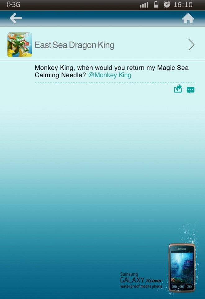 Monkey King | Samsung | Cheil