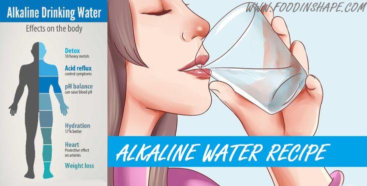 """Medic german: """"Toată lumea trebuie să știe că apa alcalină omoară cancerul!"""" Cum se prepară"""
