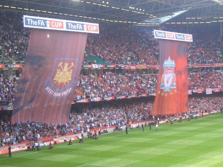 Curtains....Cups 2006, Cups Final, Fa Cups, Final 2006