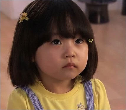 This is seriously the cutest little girl I've ever seen. Everybody needs to see Kim Yoo Bin in Oh! My Lady, she's such a darling.