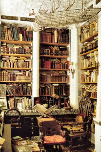 Books & chandelier: Book Lovers, Home Libraries, Libraries Shelves, Dream Libraries, Homes Libraries, Boats, Ships, House, Rooms