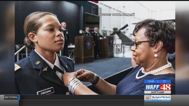 Redstone engineer becomes 1st black female pilot for AL National