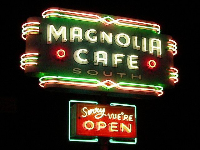 If you live in or travel to Austin, TX you MUST stop into Magnolia Cafe (there open 24/7 fyi) and try the MUD DIP with beef and tortilla chips. The most addicting thing you might ever eat. I think they throw in alittle crack to make it more addictive!