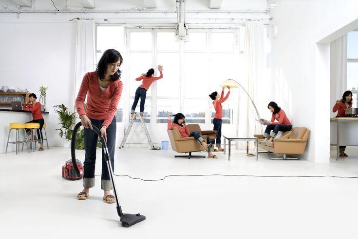 Секреты экспресс-уборки квартиры