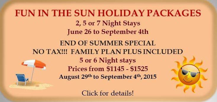 Sandy Lane Resort | Haliburton Resort | Resort Haliburton Ontario | Haliburton Accomodations