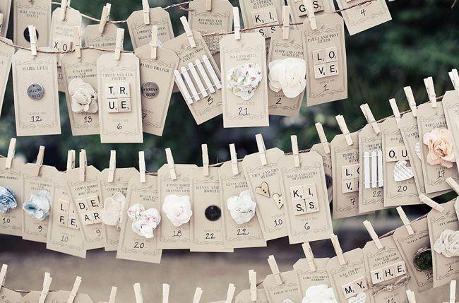 Labelled Love | Decoratie & feestartikelen | TrouwStart
