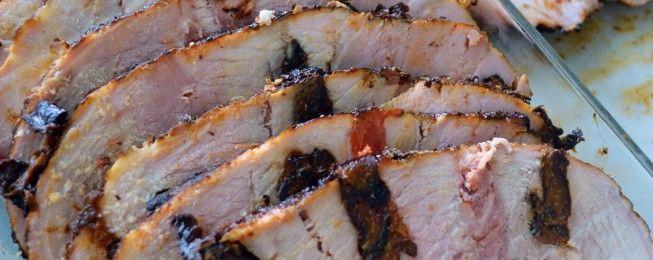 La pierna al horno mechada es una receta que queda deliciosa, puedes prepararla en tu cena de navidad, queda buenísima.