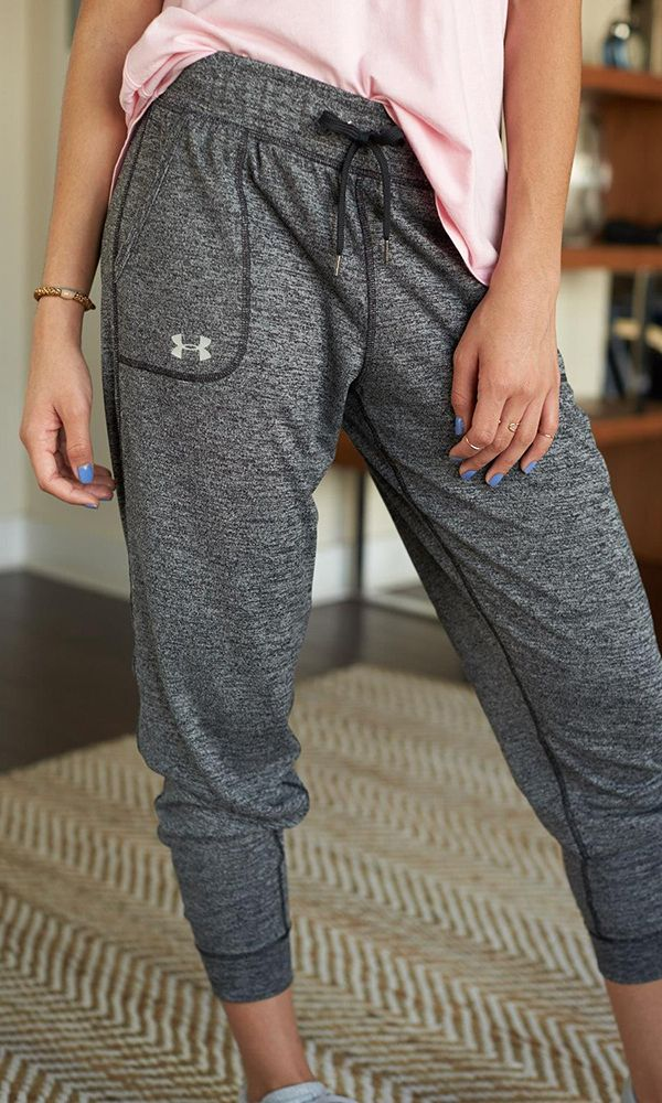 59d64c2fe7652 UA Tech Pants - Shop the pants that are a perfect fit for in and out of the  classroom. | Back to School in 2019 | Fashion, Fitness fashion, Womens  workout ...