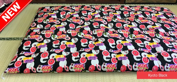 Experience our authentic hand-crafted Japanese Futon, with untreated, 100% natural white cotton traditional covers to protect them. Our Futon are your best option available because they are—• Highest Quality Available: Our 100% authentic Japanese futon are hand-made in the traditional way by true futon Masters in a small family-owned business in Kochi, Japan.• Lightweight, Compact and Easy to Store: Our traditional Japanese futon contain natural cotton filling and no heavy, bulky…