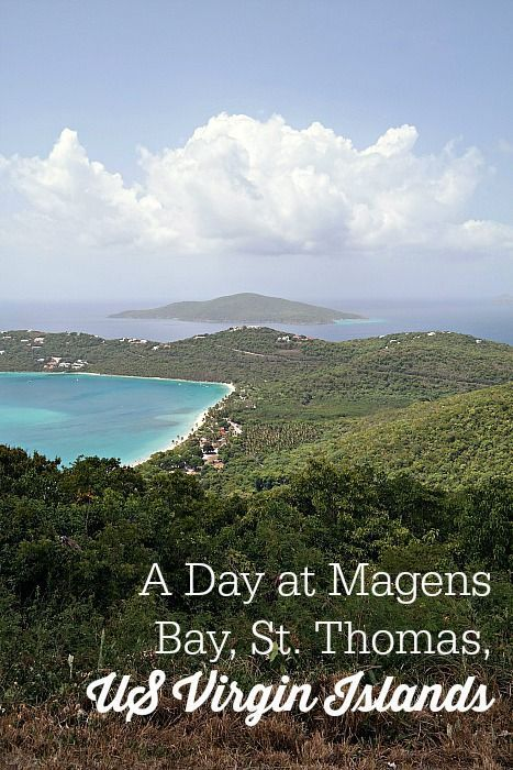 A day at Magens Bay, in St Thomas.