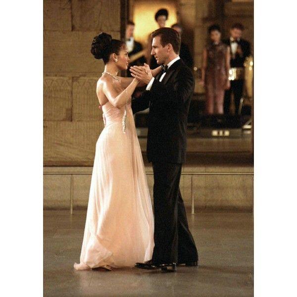 Jennifer Lopez Pink Evening Dress in Movie Maid In Manhattan 2-600x600.jpg (600×600)