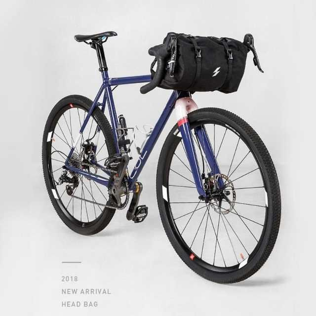 US Cycling Bags Bicycle Bike Handlebar Bag Front Tube Pannier Rack Basket