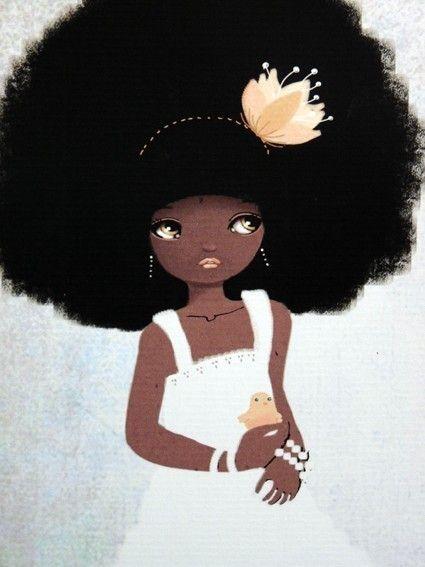 Dorothee Miss Mariage - digital art Print looks like my Mumsie in a few years :)