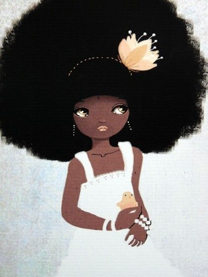 Artist : Mitalou - Dorothee Miss Mariage - digital art Print