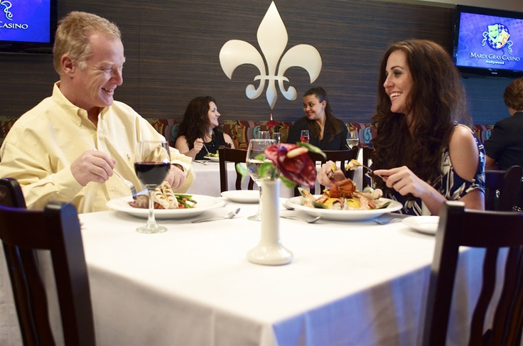 Pin by mardi gras casino on dining pinterest