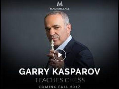 masterclass de KASPAROV !