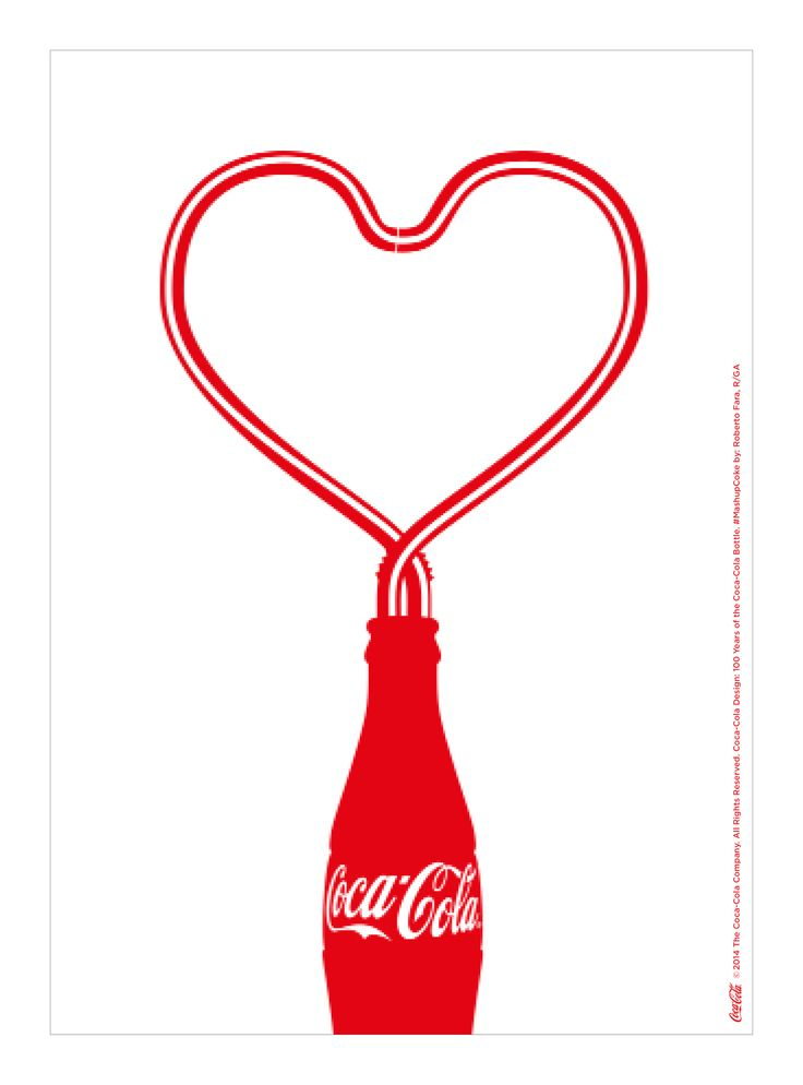 kiss the past hello coca cola design 100 years of the coca cola bottle mashupcoke by. Black Bedroom Furniture Sets. Home Design Ideas