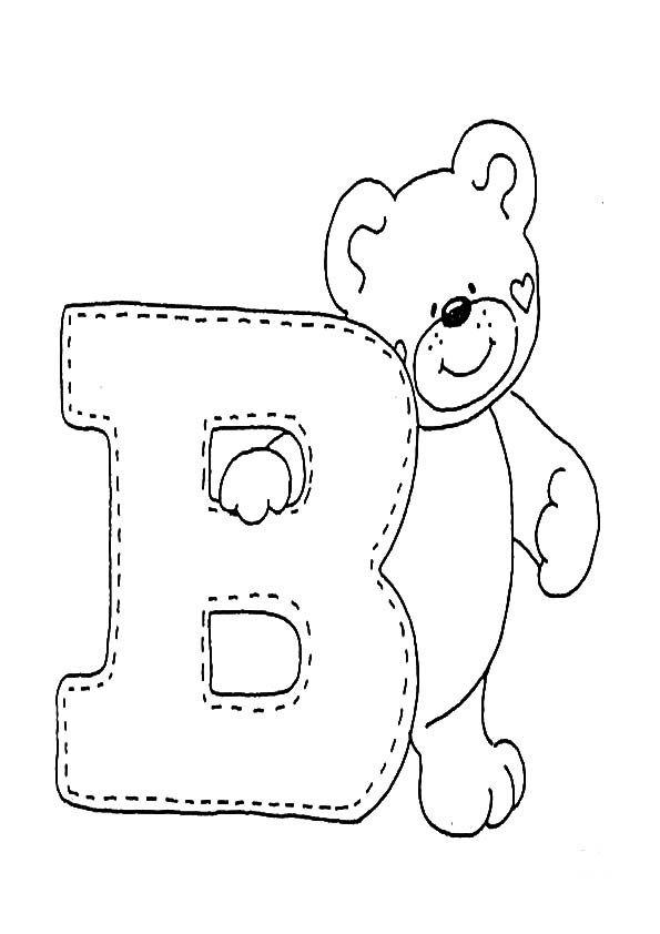 13 besten Buchstaben Bilder auf Pinterest   Buchstaben, Basteln und ...