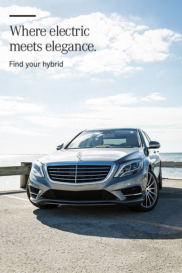 Electric Goes Luxe With The Hybrid Fleet From Mercedes Benz These Cars Embody Style