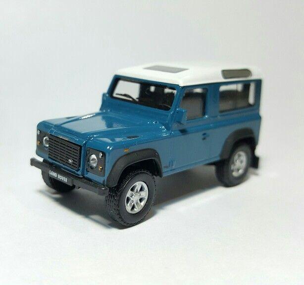 Land Rover Defender - High Speed - 1:72