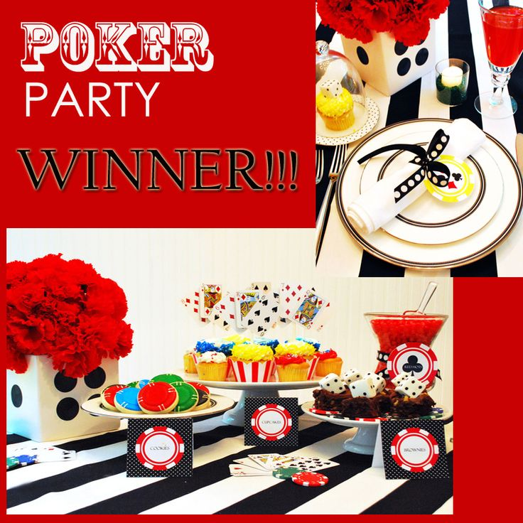 93 best images about lucky in love for Decoration poker
