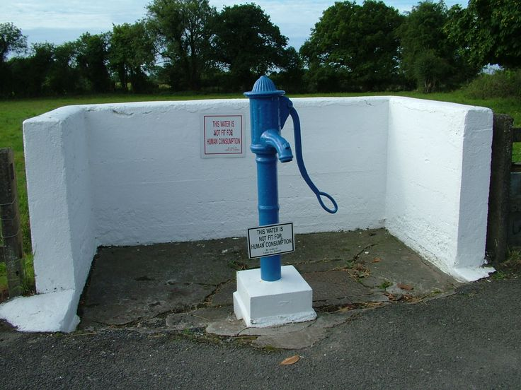 Water pump in Mountmellick, Co. Laois
