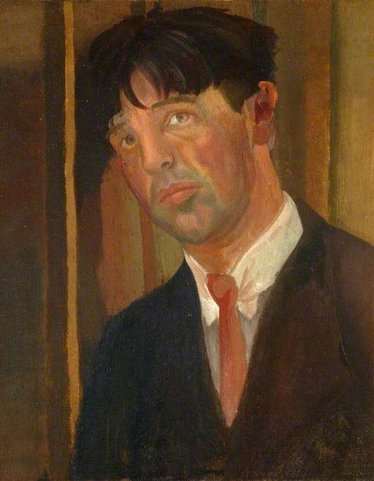 Self Portrait, Stanley Spencer
